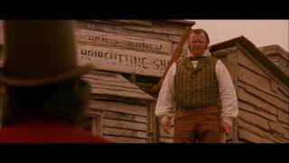 Gangs of New York | Bill The Butcher Kills Walter McGinn and breaks the fourth wall