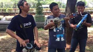Ooh BUNGA   Bersama Trio Wok Wok Bukan Kaleng Kaleng   Pengamen Si MultiTalenta