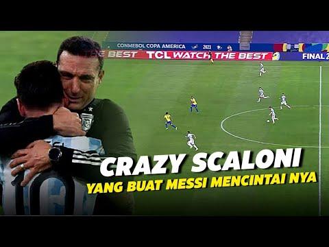 Dikagumi Lionel Messi !!! Inilah Kejeniusan Lionel Scaloni Dalam Menghentikan Neymar Dan Paqueta