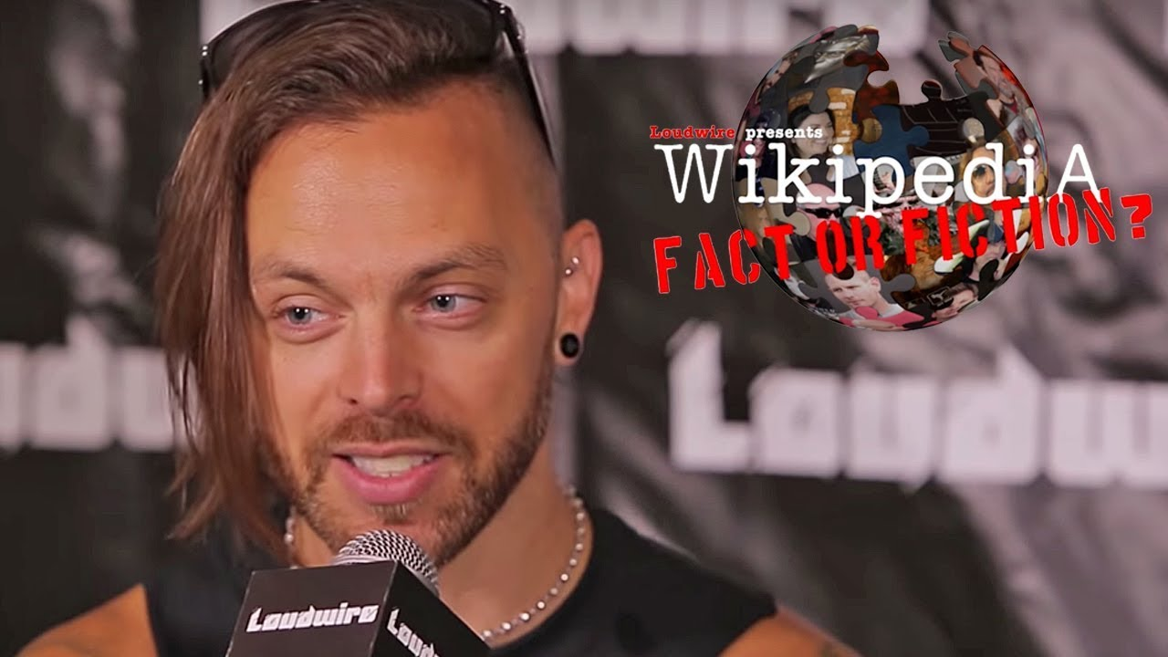 Bullet For My Valentine Wikipedia Fact Or Fiction Youtube