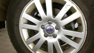 Volvo XC90. Замена рулевой тяги. Заметки....