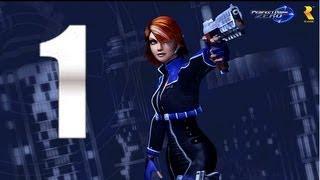 Perfect Dark Zero Parte 1 : Mision 0 de entrenamiento
