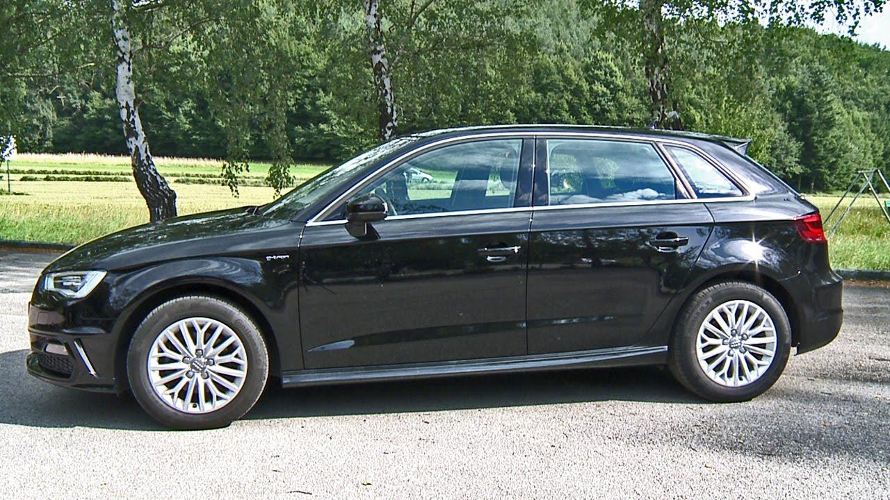 Audi A3 Sportback g-tron Erdgas - YouTube