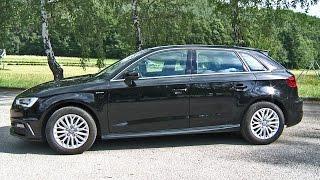 Audi A3 Sportback g-tron Erdgas