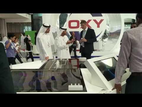 Al Reyadah Oil Corporation World Future Energy Summit 2017