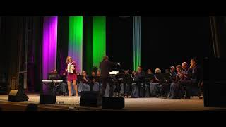 Самба-карнавал - Мария Селезнева - аккордеон - Русский оркестр