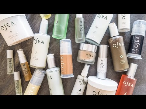 OSEA Brand Overview // Vegan, Cruelty Free, Sea Based Skin and Body Care!