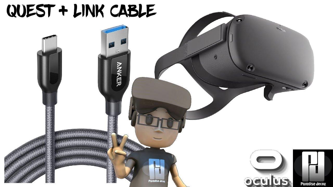 Oculus quest link