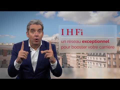 IHFi - Institut de Haute Finance - Présentation avec Dr. Clive Gallery