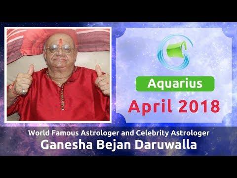 76db401b0 AQUARIUS APRIL 2018 ASTROLOGY HOROSCOPE FORECAST BY ASTROLOGER GANESHA  BEJAN DARUWALLA