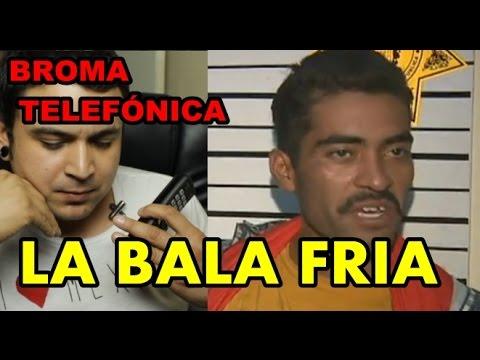 """BROMA TELEFÓNICA """"LA PISTOLA DEL FERRAS""""  #86"""