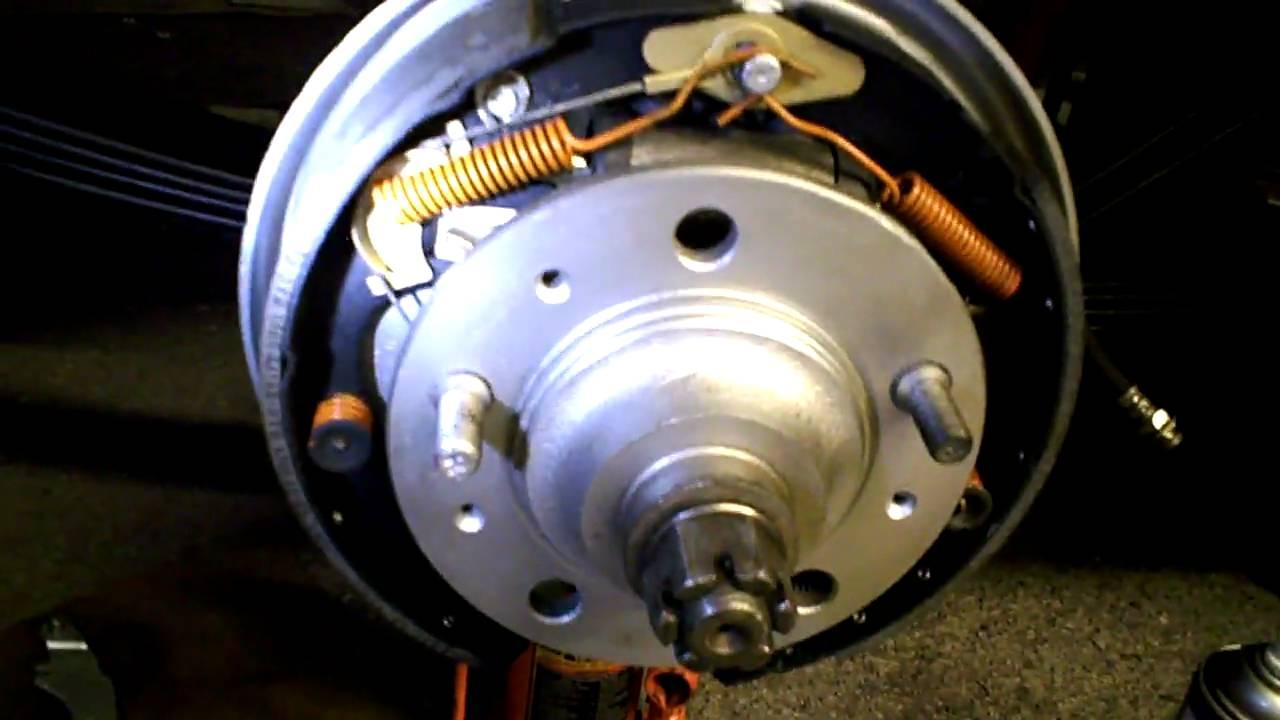 amc 20 rear end