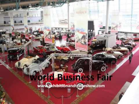 Exhibition and trade show in USA and UK