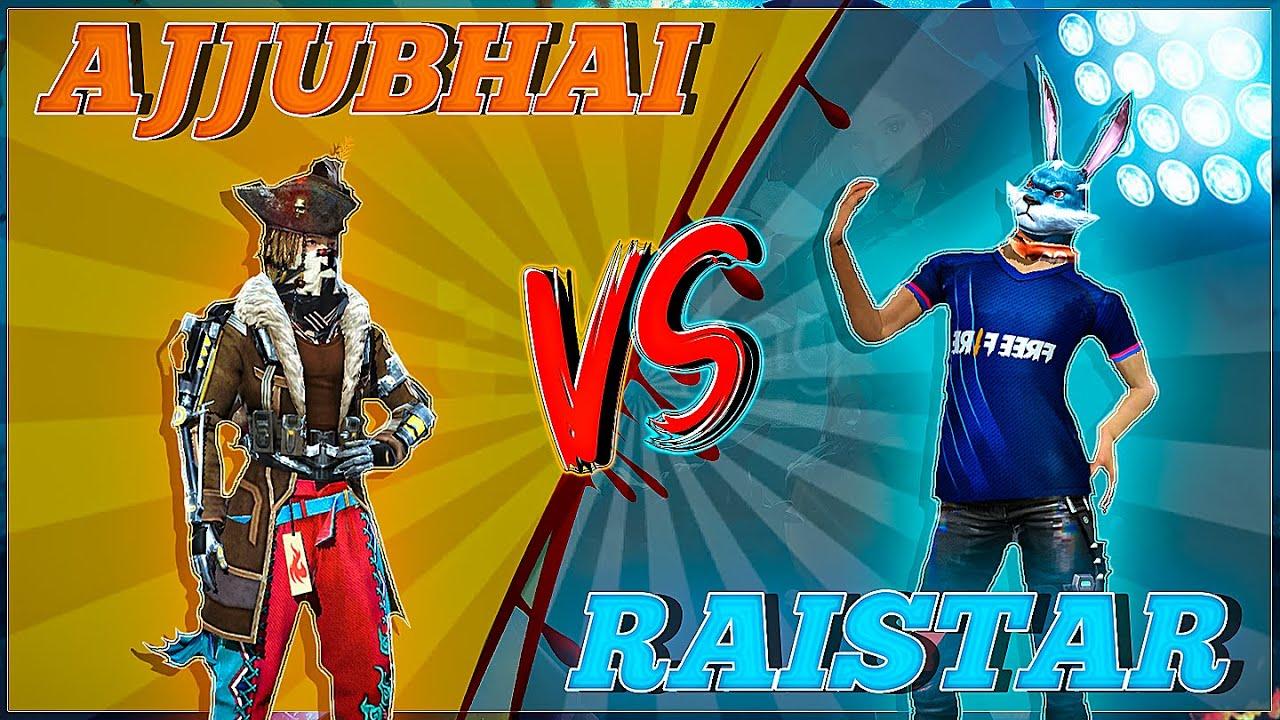 Download RAISTAR VS AJJUBHAI 👿 औकात की बात !! 😂 कौन बनेगा king🤑