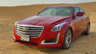 Cadillac CTS Test Drive