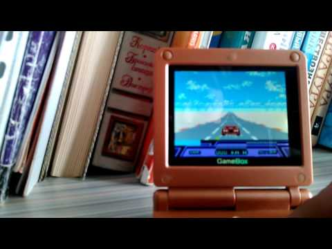 Обзор Gamebox + Gba Vs Psp