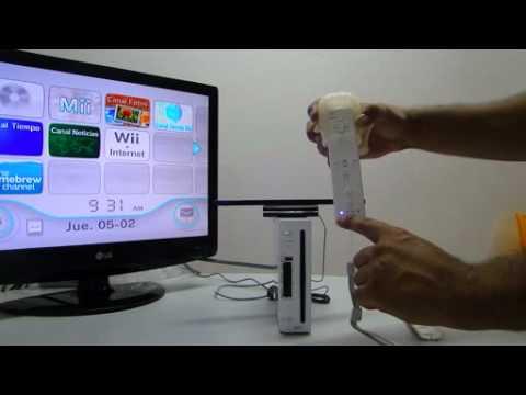 Wii - Primeiros passos para ligar o seu Wii comprado na EMSTech