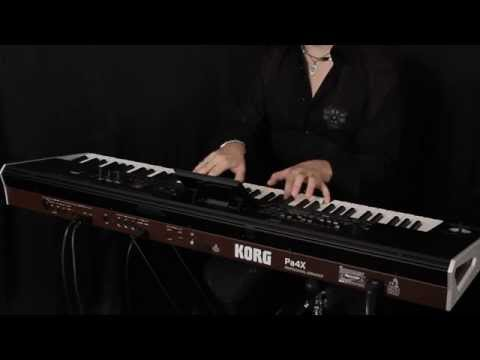 Fernando Draganici on Korg PA4x