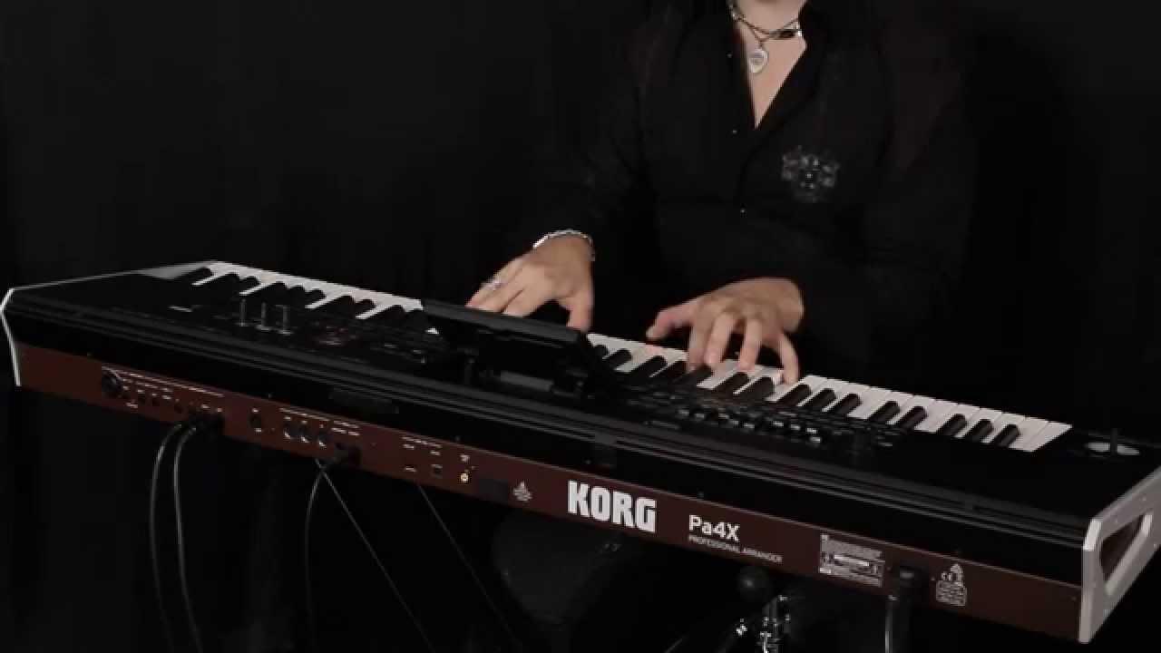 Fernando Draganici on Korg PA4x