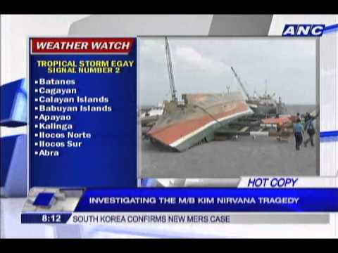 Manifest of boat in Camotes Island mishap inaccurate