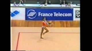 RG junior Europeans 1995 - Team competition (2/2)