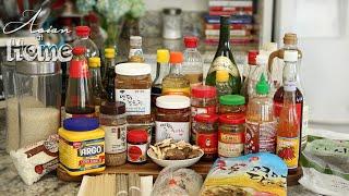 Asian at Home   Basic Asian Ingredients