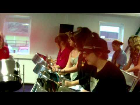 Sunshine Panners Steel Band- Billionaire (Brent Holder's Workshop)