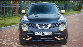 Nissan Juke рестайлинг