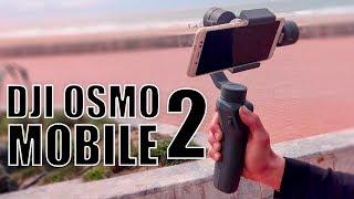 Dji Osmo Mobile 2 Unboxing & Testing