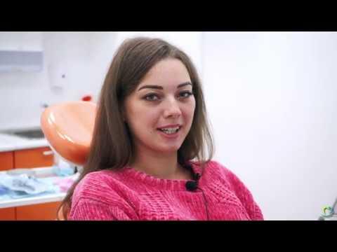 Отзыв - Циркониевые коронки для Карины - Стоматология «ECONOMSTOM»