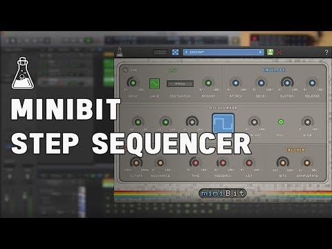 miniBit - 8-bit / Chiptune Plugin (VST, AU, AAX) - AudioThing