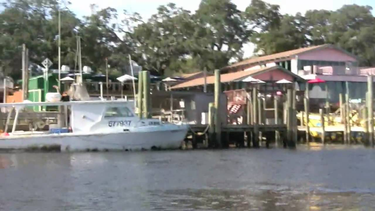 Intracoastal Waterway Myrtle Beach Restaurants