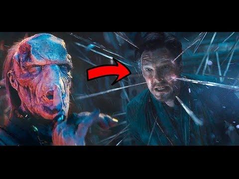 ¿Asi Doctor Strange  Sera secuestrado? El Objetivo de Thanos!-La Guerra del Infinito TEORIA