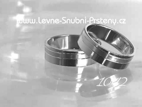 Snubni Prsteny Lsp 1042b Youtube