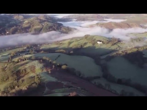 Adventures in Clwydian Range and Dee Valley Area of Outstanding Natural Beauty