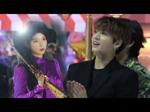 BTS reaction to Hotel Del Luna ost (IU drama) win at GDA 2020