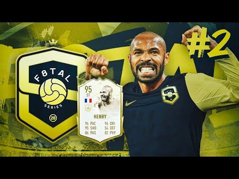 TENEMOS PROBLEMAS!!! | HENRY MOMENTS F8TAL!! | EP. 2 | FIFA 20