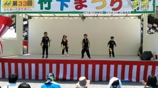 2017.05.21 第33回竹下まつり エイベックスKIDSダンス.