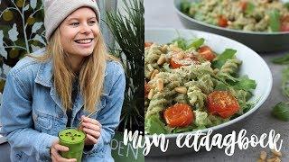 Mijn vegan eetdagboek ♥ Hoe kom ik aan mijn eiwitten? ♥ Zonderzooi