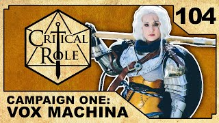 We journey to Elysium, where Vox Machina must prove their worth in ...