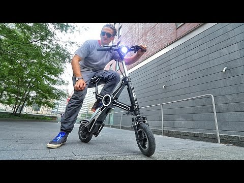 Thumbnail: RiDICULOUS ELECTRIC MOTORCYCLE