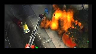 Fire Department/Emergency Fire Response  - Game Trailer ( 2003)