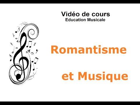 Romantisme et musique