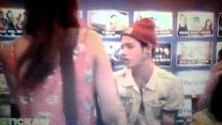 Jeffree star & T.mills warped tour 2012 interview