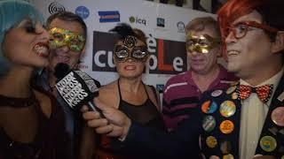 Reporteros Locos - Show junto al Staff de Noticiero12 - Mozos Locos, humor circulante