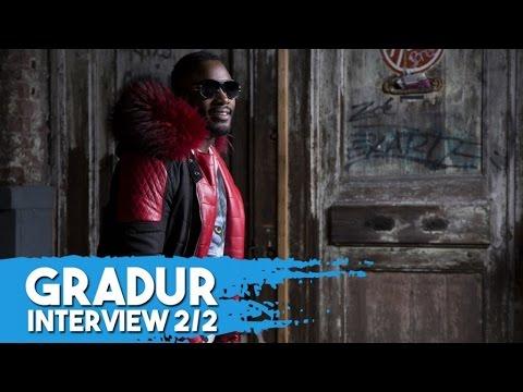 Gradur évoque son amitié avec Ribéry, sa relation avec Booba, Kaaris... [INTERVIEW 2/2]