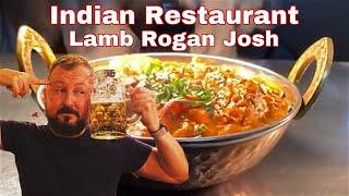 Indian Restaurant - Tender Lam…