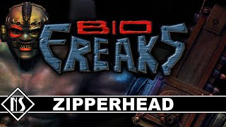 Bio F.R.E.A.K.S. (PS1) - Zipperhead - Playthrough - No Commentary