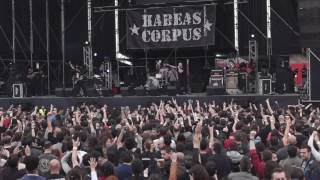 HabeasCorpus en RIVAS ROCK 2016