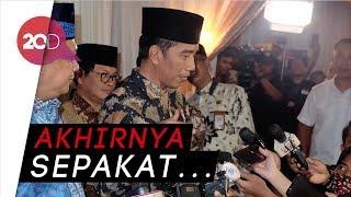 Lawakan Jokowi Pecah saat Buka Puasa Bareng Ketua DPR